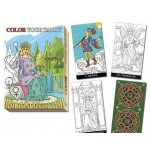 Color Your Own Tarot Deck at Mystic Convergence Metaphysical Supplies, Metaphysical Supplies, Pagan Jewelry, Witchcraft Supply, New Age Spiritual Store