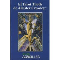 El Thoth Tarot Cartas de Aleister Crowley (Crowley Thoth Tarot Cards - Spanish Edition)
