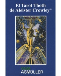 El Thoth Tarot Cartas de Aleister Crowley (Crowley Thoth Tarot Cards - Spanish Edition) Mystic Convergence Metaphysical Supplies Metaphysical Supplies, Pagan Jewelry, Witchcraft Supply, New Age Spiritual Store