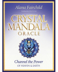 Crystal Mandala Oracle Cards Mystic Convergence Metaphysical Supplies Metaphysical Supplies, Pagan Jewelry, Witchcraft Supply, New Age Spiritual Store