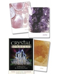 Crystal Oracle Cards Mystic Convergence Metaphysical Supplies Metaphysical Supplies, Pagan Jewelry, Witchcraft Supply, New Age Spiritual Store