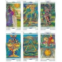 Crystal Tarot Card Deck