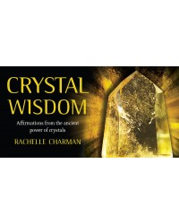 Crystal Wisdom Inspiration Cards Mystic Convergence Metaphysical Supplies Metaphysical Supplies, Pagan Jewelry, Witchcraft Supply, New Age Spiritual Store
