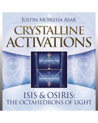 Crystalline Activations: Isis & Osiris CD Mystic Convergence Metaphysical Supplies Metaphysical Supplies, Pagan Jewelry, Witchcraft Supply, New Age Spiritual Store