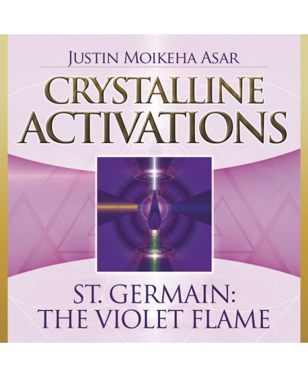 Crystalline Activations: St. Germain CD at Mystic Convergence Metaphysical Supplies, Metaphysical Supplies, Pagan Jewelry, Witchcraft Supply, New Age Spiritual Store