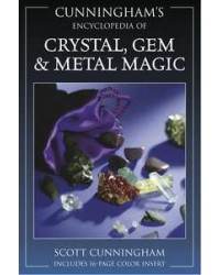 Cunninghams Encyclopedia of Crystal, Gem and Metal Magic Mystic Convergence Magical Supplies Wiccan Supplies, Pagan Jewelry, Witchcraft Supplies, New Age Store