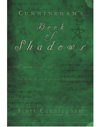 Cunningham's Book of Shadows - The Path of An American Traditionalist Mystic Convergence Metaphysical Supplies Metaphysical Supplies, Pagan Jewelry, Witchcraft Supply, New Age Spiritual Store