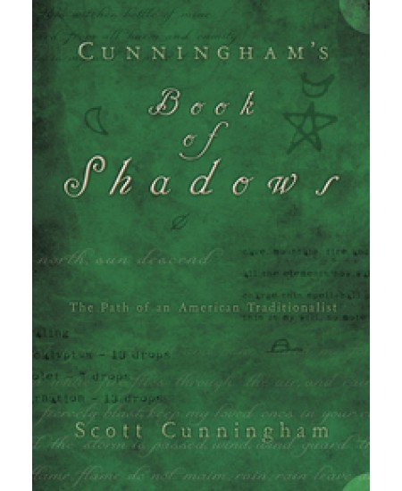 Cunningham's Book of Shadows - The Path of An American Traditionalist at Mystic Convergence Metaphysical Supplies, Metaphysical Supplies, Pagan Jewelry, Witchcraft Supply, New Age Spiritual Store