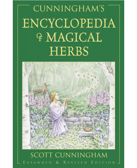 Cunningham's Encyclopedia of Magical Herbs at Mystic Convergence Metaphysical Supplies, Metaphysical Supplies, Pagan Jewelry, Witchcraft Supply, New Age Spiritual Store