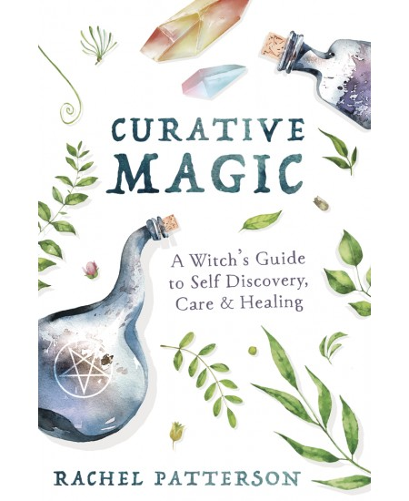Curative Magic at Mystic Convergence Metaphysical Supplies, Metaphysical Supplies, Pagan Jewelry, Witchcraft Supply, New Age Spiritual Store