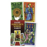 Dame Fortune's Wheel Tarot Card Deck
