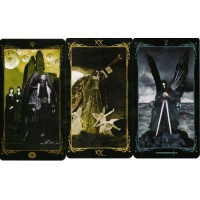Dark Angels Gothic Tarot Card Deck