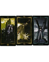 Dark Angels Gothic Tarot Card Deck Mystic Convergence Magical Supplies Wiccan Supplies, Pagan Jewelry, Witchcraft Supplies, New Age Store