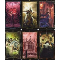 Dark Fairytale Tarot Card Deck