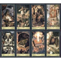 Dark Grimoire Tarot Card Deck