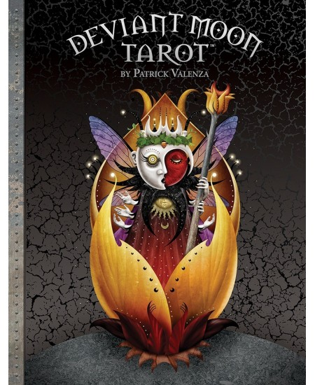 Deviant Moon Tarot Book at Mystic Convergence Metaphysical Supplies, Metaphysical Supplies, Pagan Jewelry, Witchcraft Supply, New Age Spiritual Store