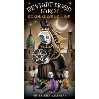 Deviant Moon Tarot Cards Borderless Edition