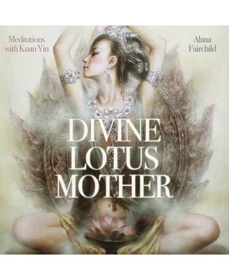 Divine Lotus Mother CD at Mystic Convergence Metaphysical Supplies, Metaphysical Supplies, Pagan Jewelry, Witchcraft Supply, New Age Spiritual Store