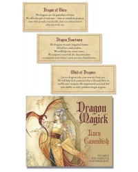 Dragon Magick Affirmation Deck Mystic Convergence Metaphysical Supplies Metaphysical Supplies, Pagan Jewelry, Witchcraft Supply, New Age Spiritual Store