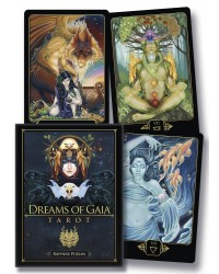 Dreams of Gaia Tarot Cards - A Tarot for a New Era Mystic Convergence Metaphysical Supplies Metaphysical Supplies, Pagan Jewelry, Witchcraft Supply, New Age Spiritual Store