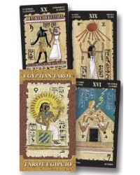 Egyptian Tarot deck Mystic Convergence Magical Supplies Wiccan Supplies, Pagan Jewelry, Witchcraft Supplies, New Age Store