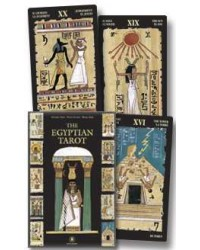 Egyptian Tarot Boxed Kit Mystic Convergence Magical Supplies Wiccan Supplies, Pagan Jewelry, Witchcraft Supplies, New Age Store