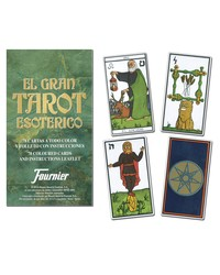 El Gran Tarot Esoterico Cards Mystic Convergence Metaphysical Supplies Metaphysical Supplies, Pagan Jewelry, Witchcraft Supply, New Age Spiritual Store