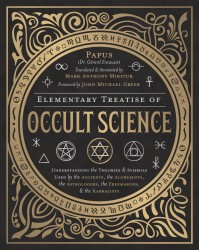Elementary Treatise of Occult Science Mystic Convergence Metaphysical Supplies Metaphysical Supplies, Pagan Jewelry, Witchcraft Supply, New Age Spiritual Store