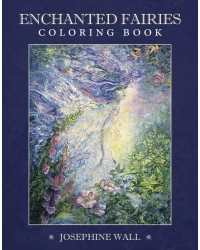 Enchanted Fairies Coloring Book