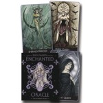 Enchanted Oracle Cards at Mystic Convergence Metaphysical Supplies, Metaphysical Supplies, Pagan Jewelry, Witchcraft Supply, New Age Spiritual Store