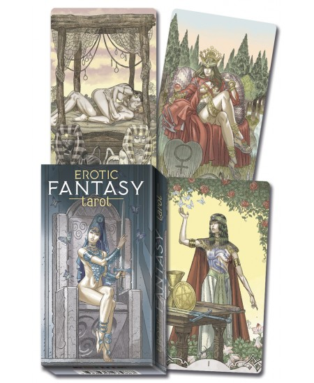 Erotic Fantasy Tarot Cards at Mystic Convergence Metaphysical Supplies, Metaphysical Supplies, Pagan Jewelry, Witchcraft Supply, New Age Spiritual Store
