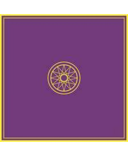 Esoteric Star Purple Velvet Cloth at Mystic Convergence Metaphysical Supplies, Metaphysical Supplies, Pagan Jewelry, Witchcraft Supply, New Age Spiritual Store