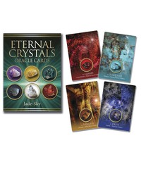 Eternal Crystals Oracle Cards Mystic Convergence Metaphysical Supplies Metaphysical Supplies, Pagan Jewelry, Witchcraft Supply, New Age Spiritual Store