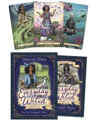 Everyday Witch Oracle Cards Mystic Convergence Metaphysical Supplies Metaphysical Supplies, Pagan Jewelry, Witchcraft Supply, New Age Spiritual Store