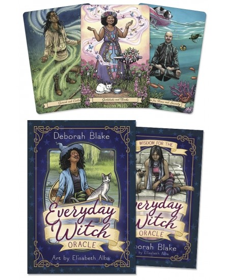Everyday Witch Oracle Cards at Mystic Convergence Metaphysical Supplies, Metaphysical Supplies, Pagan Jewelry, Witchcraft Supply, New Age Spiritual Store