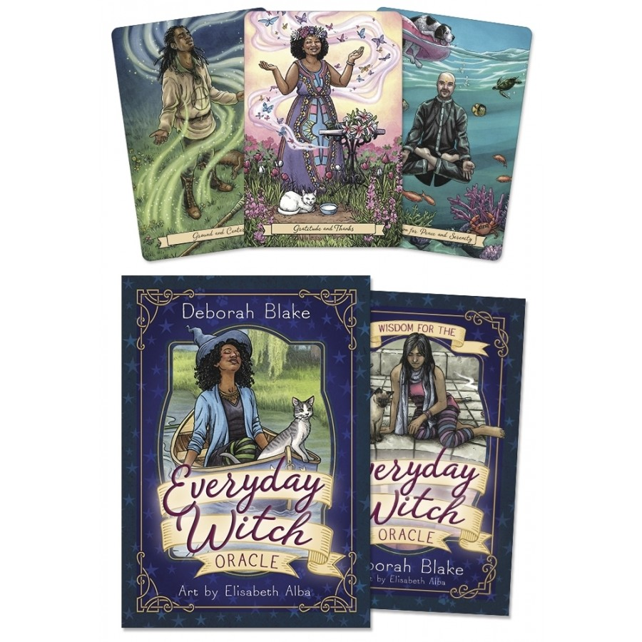 Everyday Witch Oracle Cards