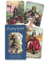 Everyday Witch Tarot Mini Cards Mystic Convergence Metaphysical Supplies Metaphysical Supplies, Pagan Jewelry, Witchcraft Supply, New Age Spiritual Store