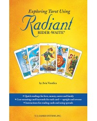 Exploring Tarot Using Radiant Rider-Waite Book Mystic Convergence Metaphysical Supplies Metaphysical Supplies, Pagan Jewelry, Witchcraft Supply, New Age Spiritual Store
