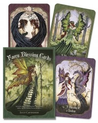 Faery Blessing Cards Mystic Convergence Metaphysical Supplies Metaphysical Supplies, Pagan Jewelry, Witchcraft Supply, New Age Spiritual Store