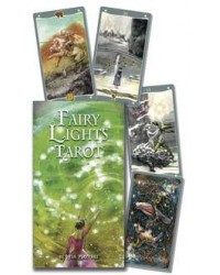 Fairy Lights Tarot Card Deck Mystic Convergence Magical Supplies Wiccan Supplies, Pagan Jewelry, Witchcraft Supplies, New Age Store
