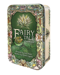 Fairy Tale Lenormand Oracle Cards in a Tin