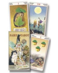 Fairy Tarot Card Deck Mystic Convergence Magical Supplies Wiccan Supplies, Pagan Jewelry, Witchcraft Supplies, New Age Store