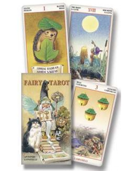 Fairy Tarot Card Deck at Mystic Convergence Metaphysical Supplies, Metaphysical Supplies, Pagan Jewelry, Witchcraft Supply, New Age Spiritual Store