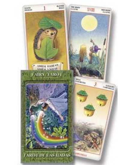 Fairy Tarot Grand Trumps Card Deck at Mystic Convergence Metaphysical Supplies, Metaphysical Supplies, Pagan Jewelry, Witchcraft Supply, New Age Spiritual Store