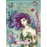 Fairy Wisdom Oracle Cards & Book Set