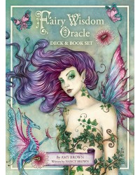 Fairy Wisdom Oracle Cards & Book Set Mystic Convergence Metaphysical Supplies Metaphysical Supplies, Pagan Jewelry, Witchcraft Supply, New Age Spiritual Store