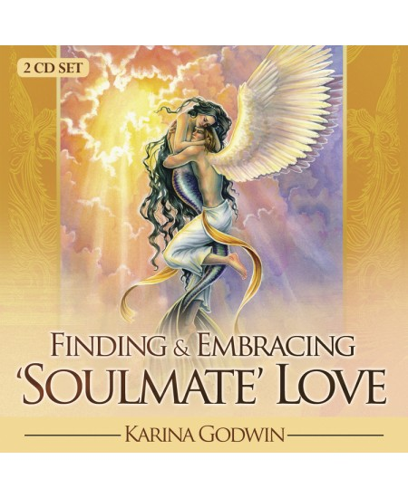 Finding & Embracing Soulmate Love CD at Mystic Convergence Metaphysical Supplies, Metaphysical Supplies, Pagan Jewelry, Witchcraft Supply, New Age Spiritual Store