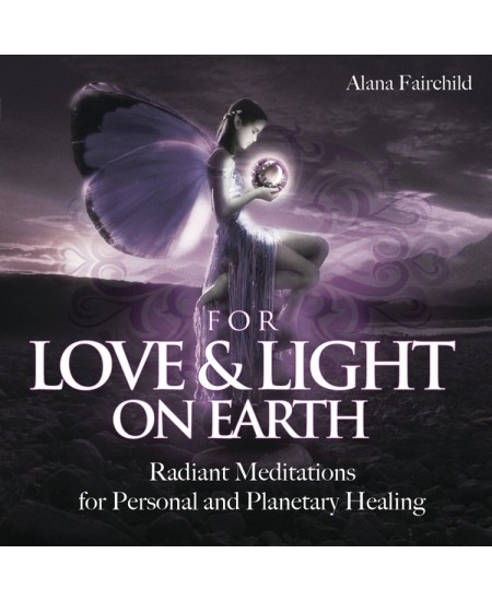 For Love & Light on Earth CD at Mystic Convergence Metaphysical Supplies, Metaphysical Supplies, Pagan Jewelry, Witchcraft Supply, New Age Spiritual Store