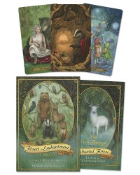 Forest of Enchantment Tarot Cards Mystic Convergence Metaphysical Supplies Metaphysical Supplies, Pagan Jewelry, Witchcraft Supply, New Age Spiritual Store