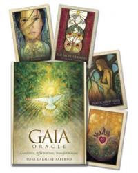 Gaia Oracle Card Deck Mystic Convergence Metaphysical Supplies Metaphysical Supplies, Pagan Jewelry, Witchcraft Supply, New Age Spiritual Store
